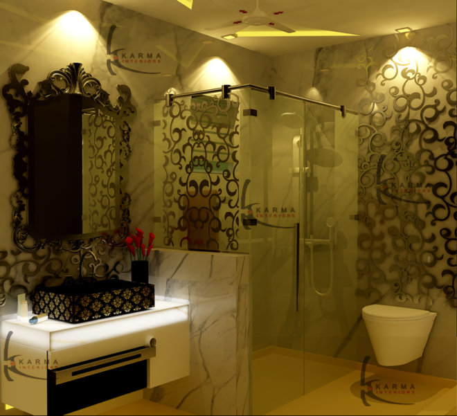 Bathroom Interior Design 07