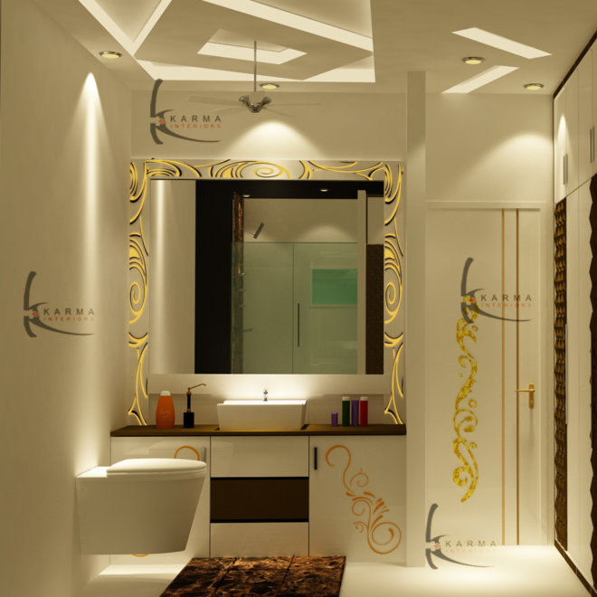 Bathroom Interior Design 11