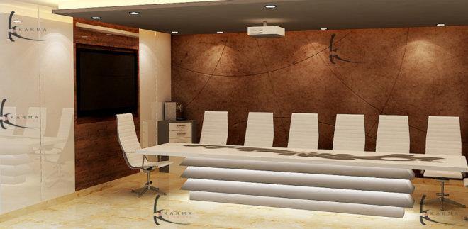 Corporate Office Interior Design 03