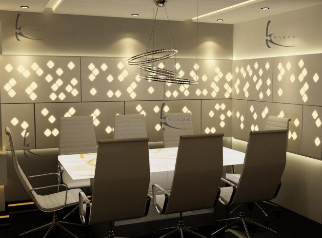 Corporate Office Interior Design 05
