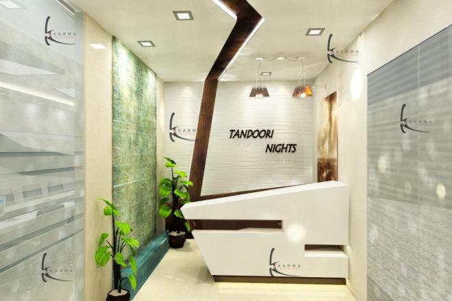 Corporate Office Interior Design 09