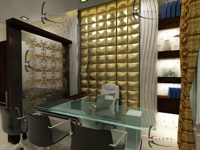 Corporate Office Interior Design 12