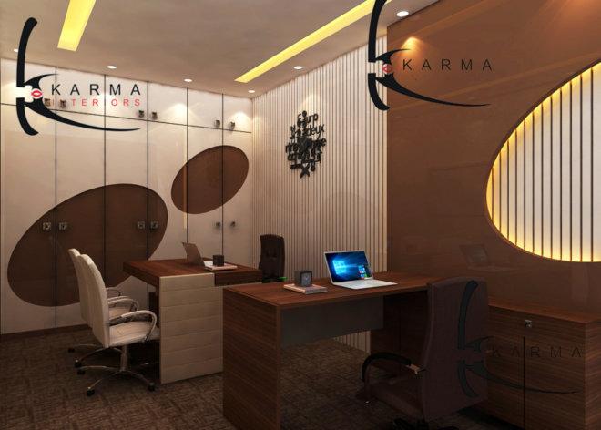 Corporate Office Interior Design 13