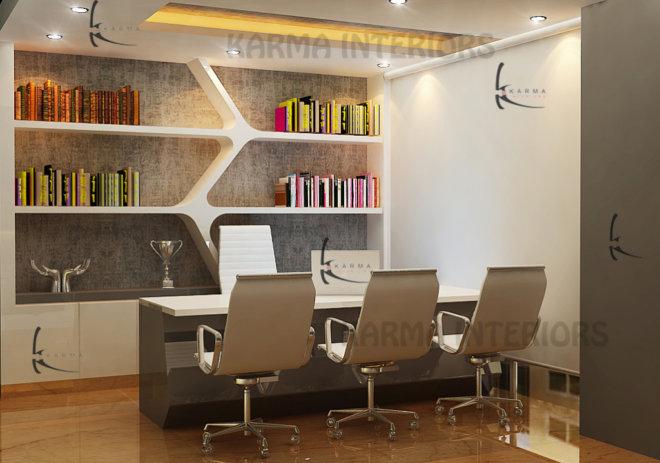 Corporate Office Interior Design 16