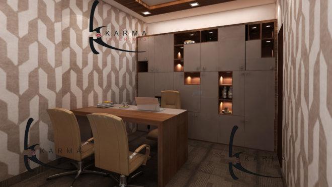 Corporate Office Interior Design 17