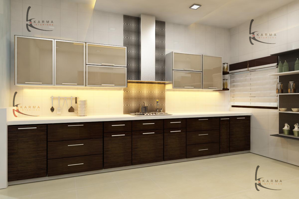 Kitchen Cabinets Photos India
