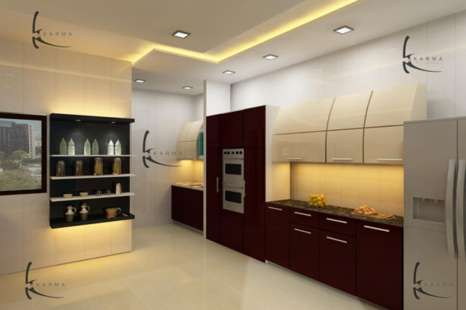 Modular Kitchens Designs 07