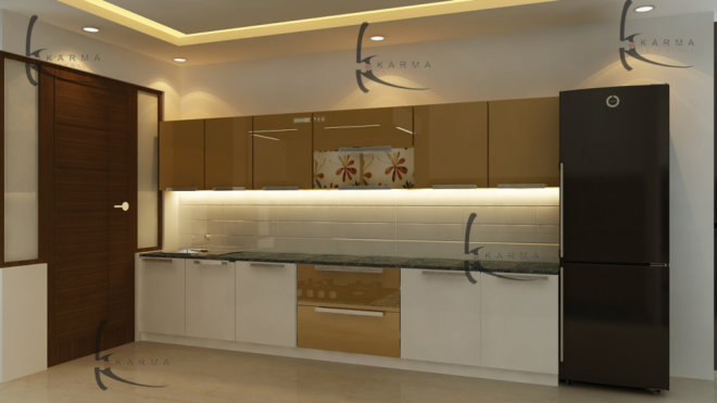 Modular Kitchens Designs 11