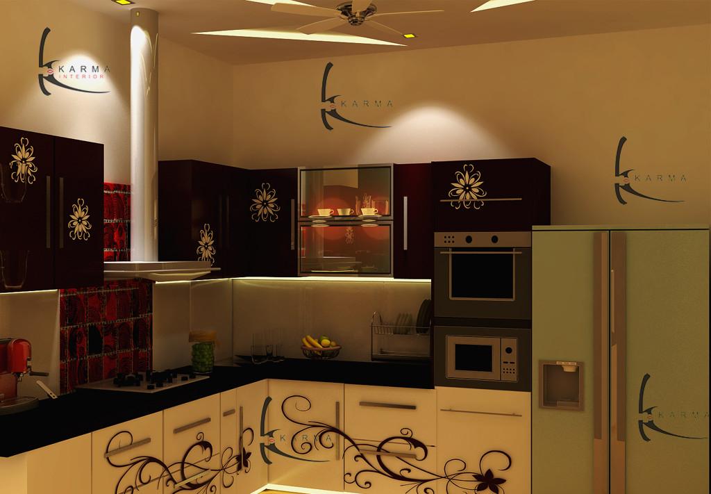 Modular Kitchens Designs 15