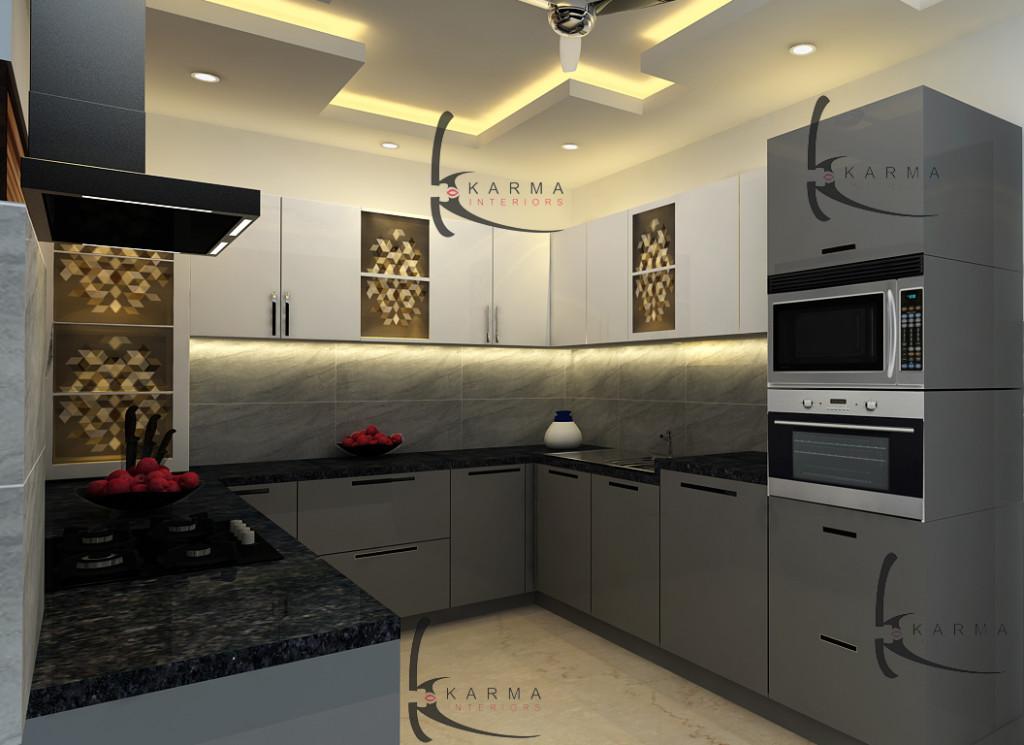 Modular Kitchens Designs 21
