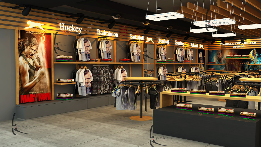 Our Designs For Retails Store U0026 Showrooms