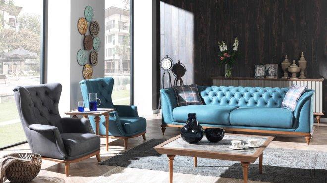 Luxury Sofa Set of 4