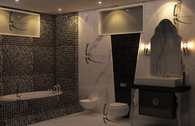 Bathroom Interior Design 06