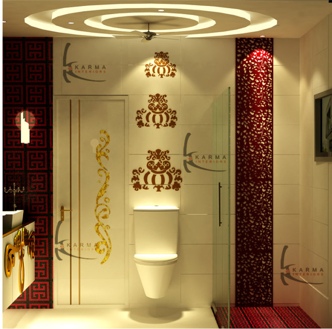 Bathroom Interior Design 10