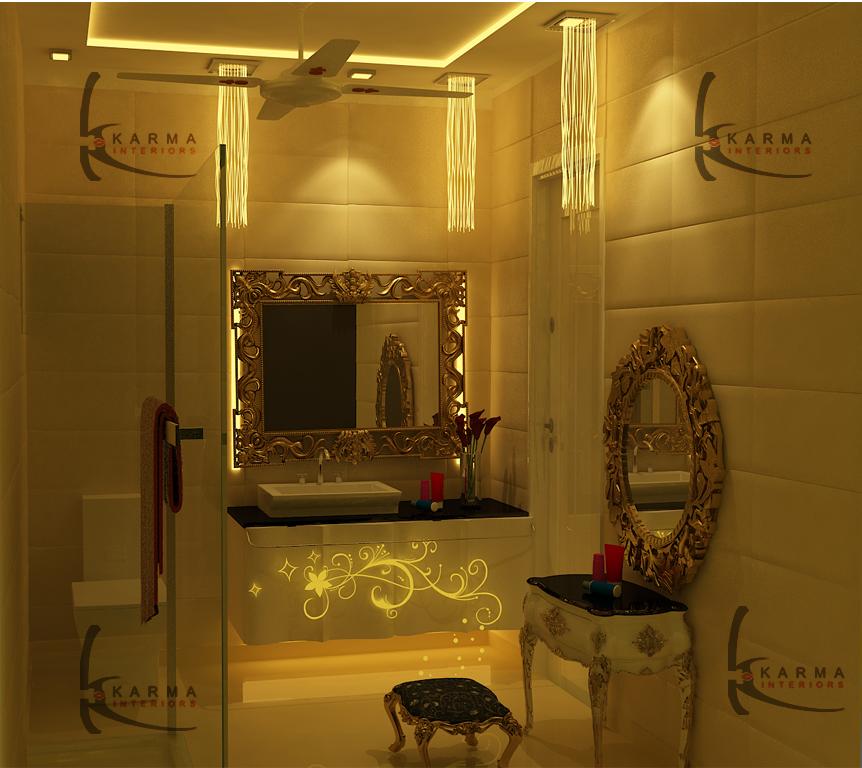 Interior Design Bathroom Colors: Best Bathroom Interior Designers & Decorators In Delhi