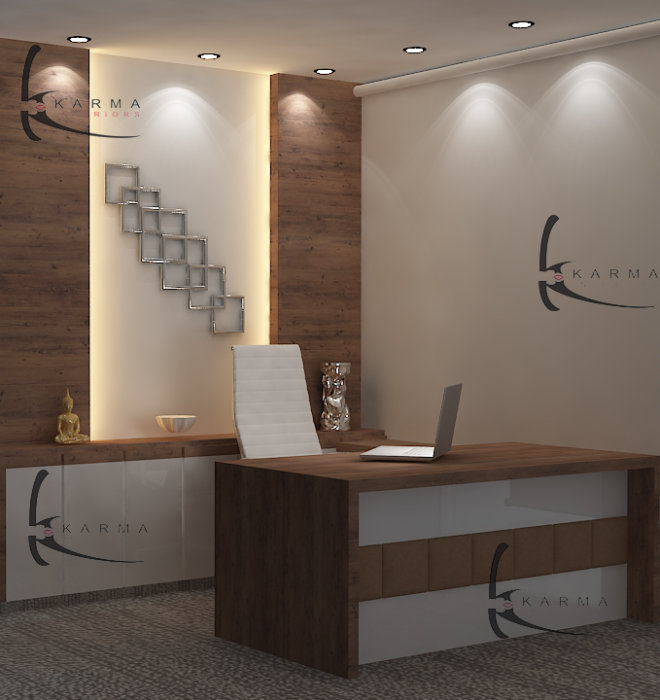 Corporate Office Interior Design 02