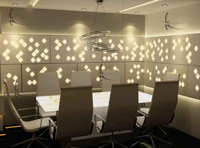 Corporate Office Interior Design 05