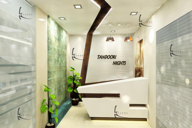 Corporate Office Interior Design 09