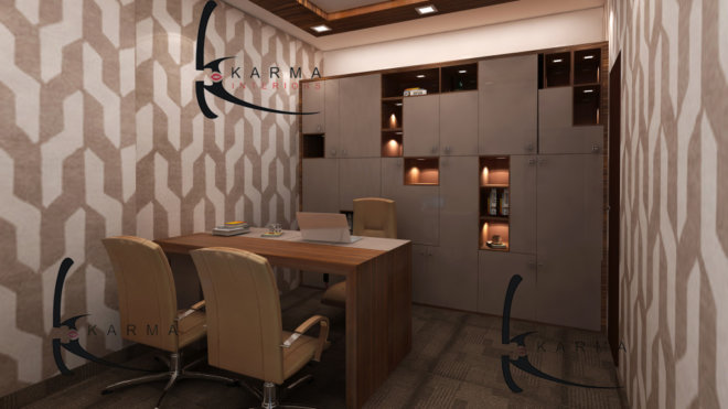Corporate Office Interior Design 17