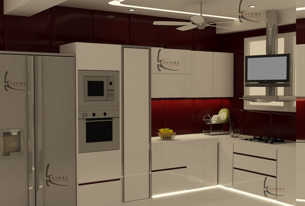 best modular kitchens designers & decorators in delhi