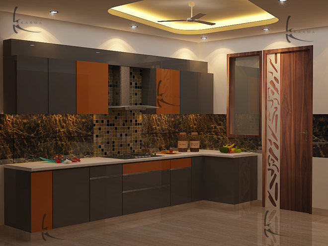 Modular Kitchens Designs 09