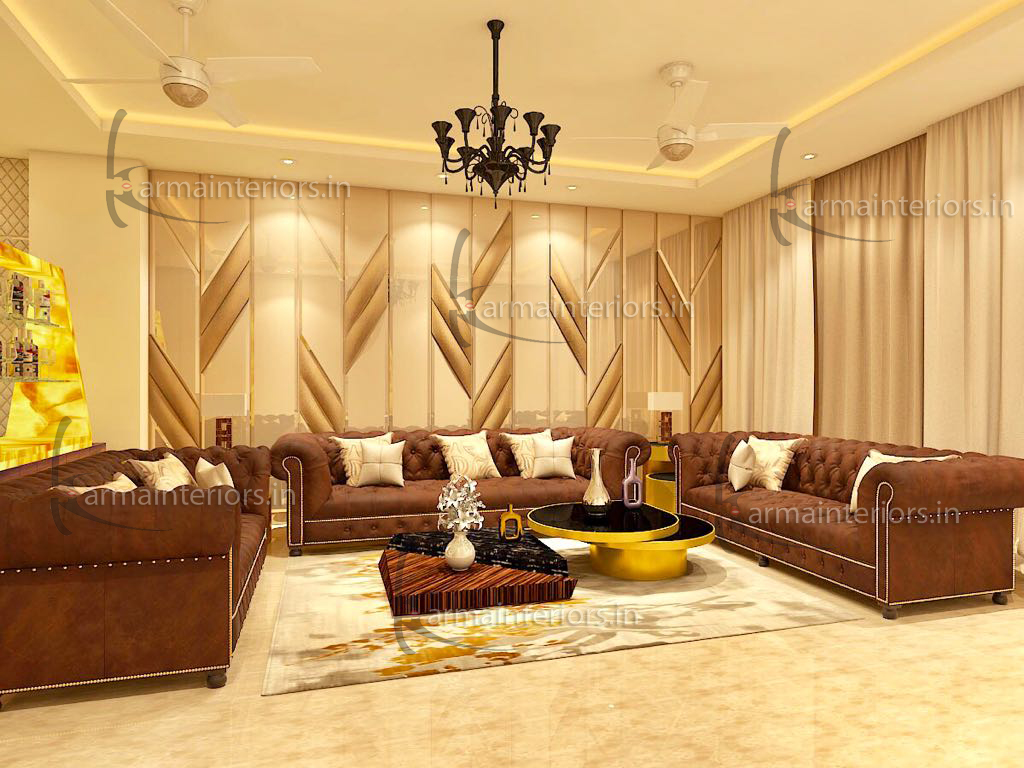 Best Residences & Home Interior Designers In Delhi & Gurgaon